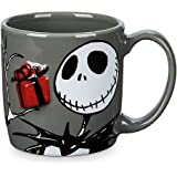 Disney Jack Skellington Dimensional Mug