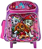 Best Everest Bookbags For Girls - Nickelodeon Girl's Paw Patrol small Rolling Backpack Review