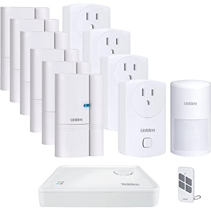Amazon com: Uniden AppHome Guardian Protector Home Security