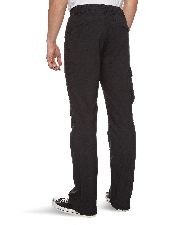 Craghoppers Kiwi Pro Stretch Mens Trousers - BLACK - 30 - Regular