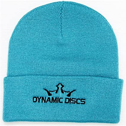 e09f5572dba Amazon.com   Dynamic Discs King D s Logo Knit Beanie Winter Disc ...