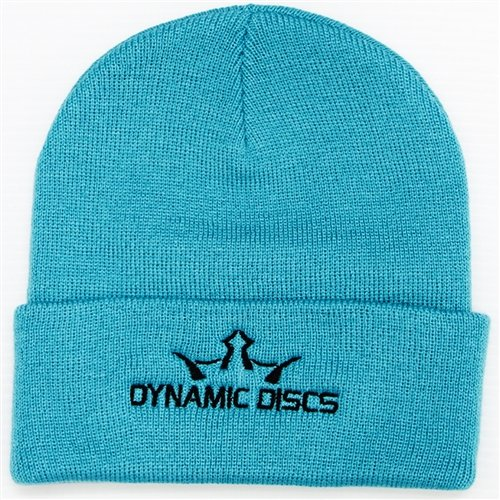 ダイナミックDiscs King D 'sロゴニットビーニー冬ディスクゴルフ帽子 B077KCV761 ティール