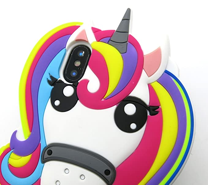 Amazon.com: Unicornio arcoíris: 3C Collection Seller
