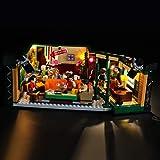 BRIKSMAX LEDライトキット レゴ アイデア セントラルパーク フレンズ 21319 専用 - レゴセットは含まれません