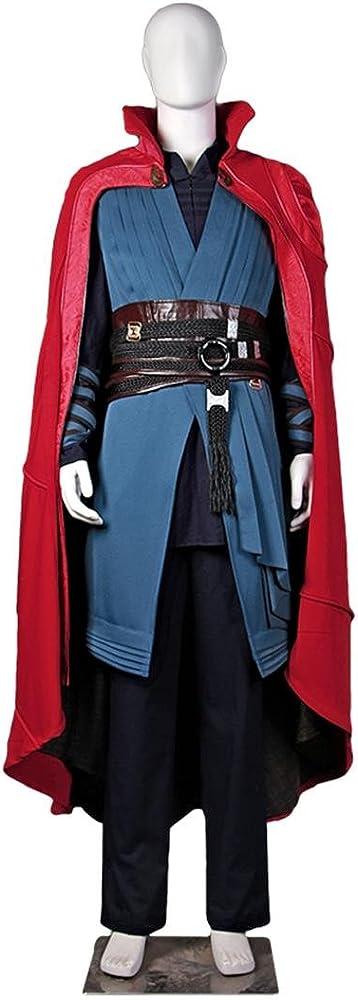 Amazon.com: Xcoser disfraz de Doctor Strange para hombre ...