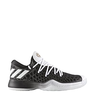 adidas Performance HARDEN B/E 2 - Basketball shoes - core black/footwear white