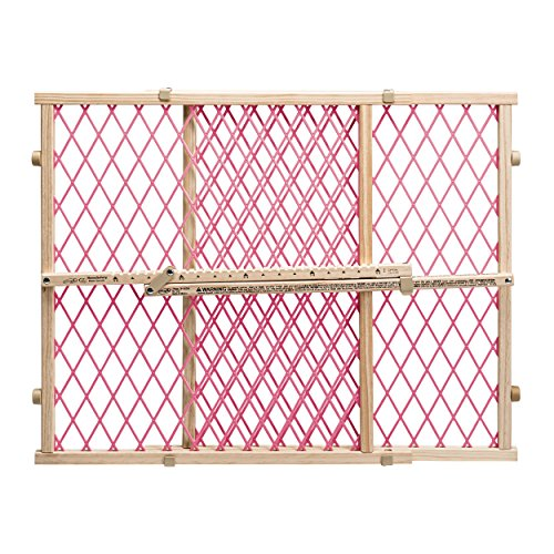 Price comparison product image Evenflo Position and Lock Doorway Gate,  Pink