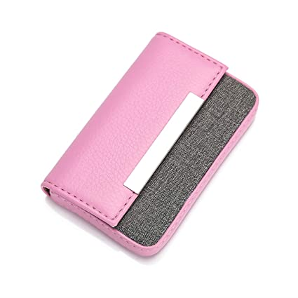Amazon Maxgear Leather Business Card Case Fashion Business
