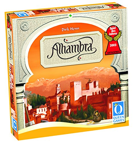 Alhambra Board Game (Light Gate 3 Manor)