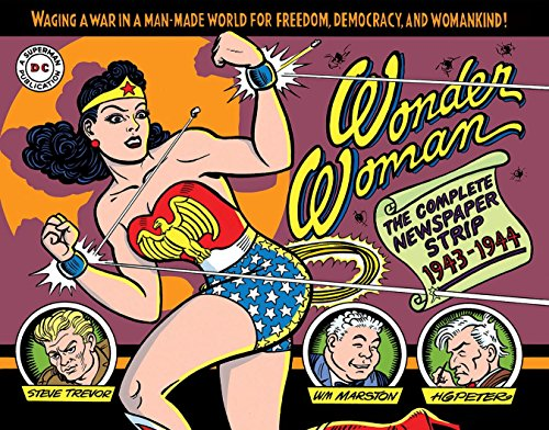 Wonder Woman: The Complete Newspaper Comics (Wonder Woman Cheetah)