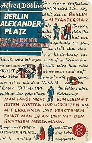 Berlin Alexanderplatz Die Geschichte Vom Franz Biberkopf 2 Amazon It Dblin Alfred Libri In Altre Lingue