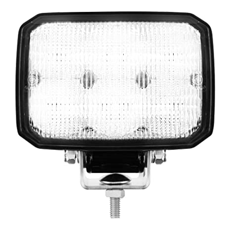 Grand General 76361 Rectangular Heavy Duty 6-LED Flood Light