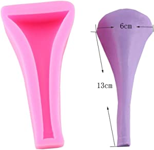 Winspeed Silicone Creative High-Heel Chocolate Cake Mold Candy Mould Cake Stiletto Cake Decor Mold,Baking Pan