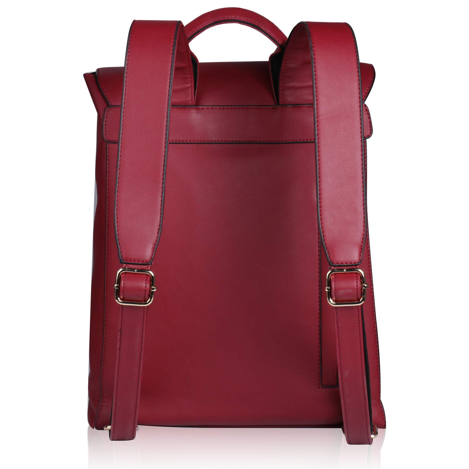 Estarer Women Fashion Leather Backpack for Travel Work College Laides PU Leather Backpack by Estarer (Image #5)