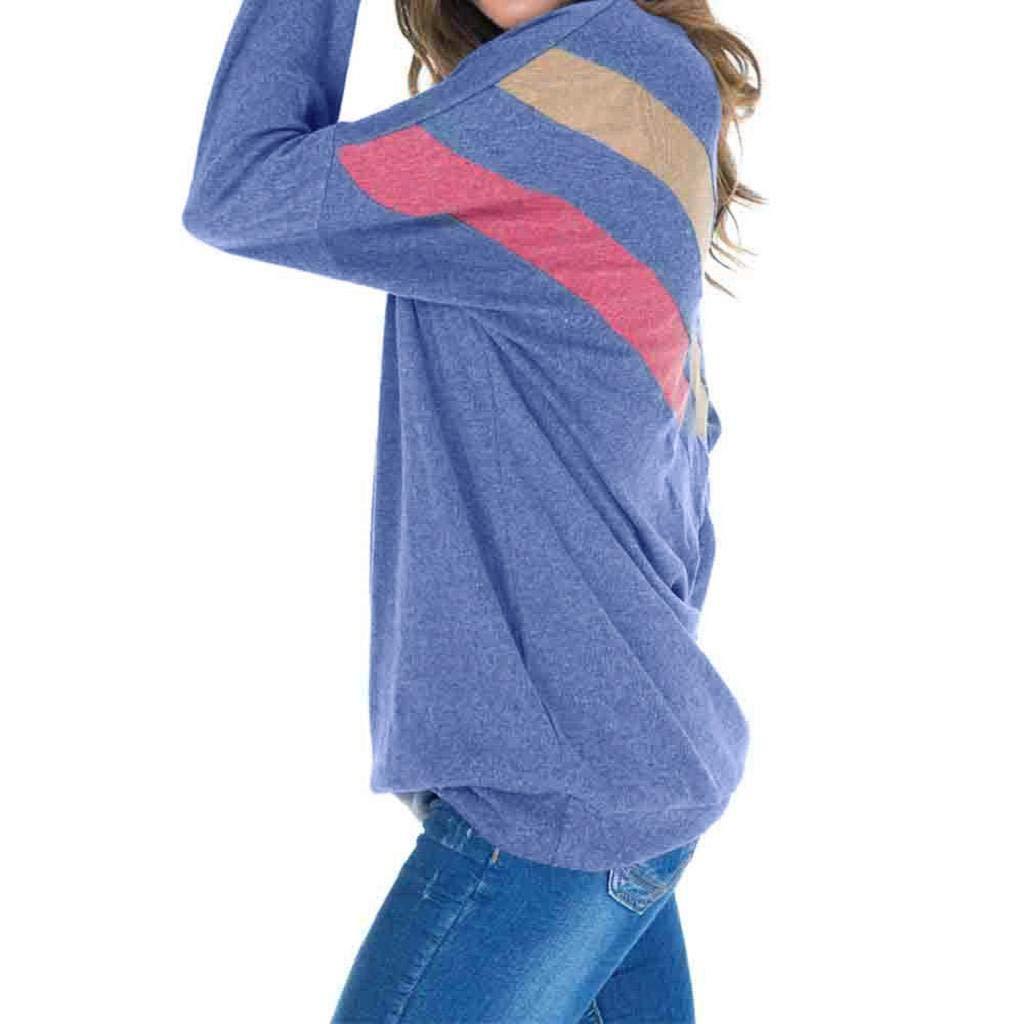 Luckycat Blusas para Mujer Camisas Manga Larga: Amazon.es: Ropa y accesorios