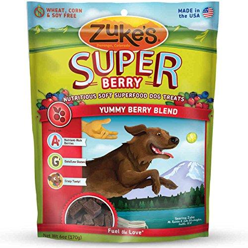 Zuke's Super Berry Blend Treats – 6 oz Review