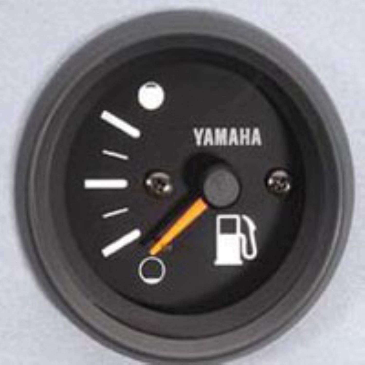 Yamaha Outboard New OEM 6Y7-85750-10-00 Pro Series II Fuel Gas Gauge - Black 6Y7857501000