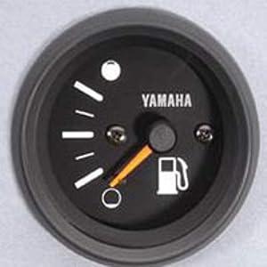 Yamaha Outboard New OEM 6Y7-85750-10-00 Pro Series II Fuel Gas Gauge - Black 6Y7857501000
