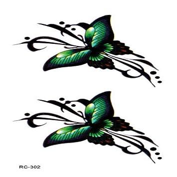 Pegatinas de tatuaje de sudor impermeable de protección del medio ...