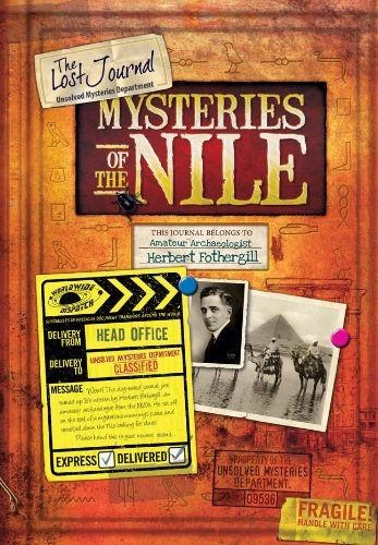 The Lost Journal: Mysteries of the Nile pdf