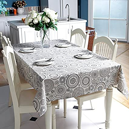 Printed Tablecloths Tissue Wind A Blue Printing Tablecloth Coffee Table  Cloth, A, 140x160