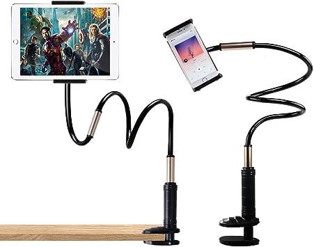 QuickWin - Soporte Ajustable para teléfono móvil con Brazo Largo y ...