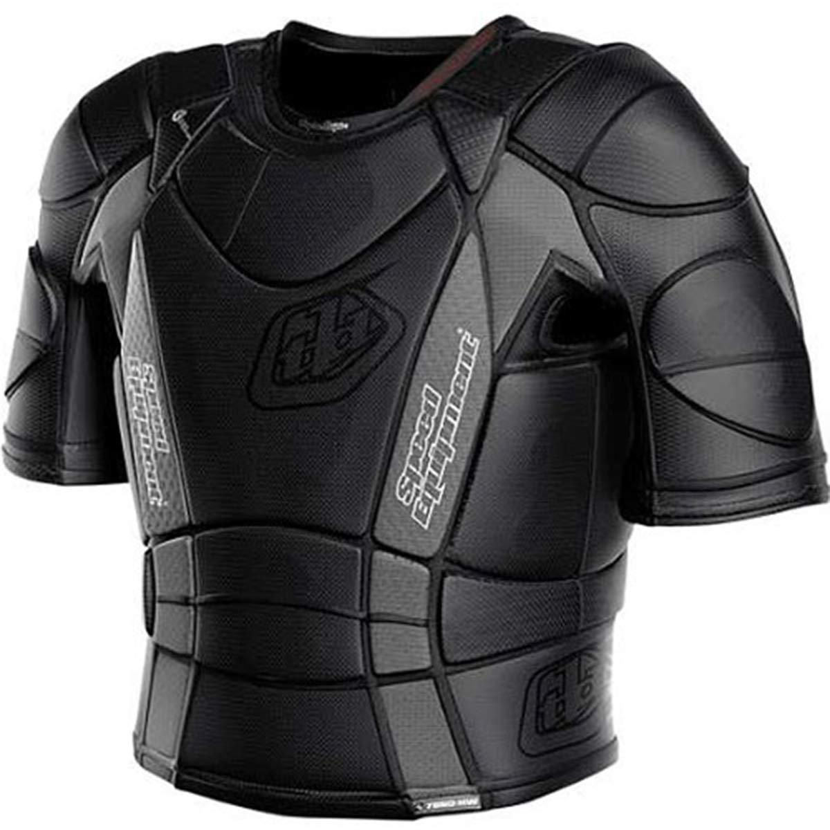 Troy Lee Designs BP 7850-HW Shirt Adult Undergarment Off-Road/Dirt Bike Motorcycle Body Armor - Black/Medium by Troy Lee Designs