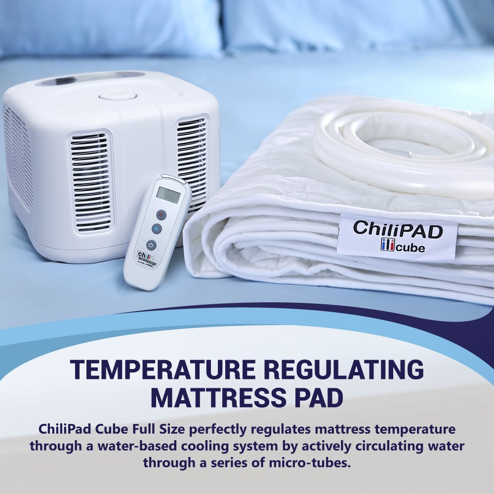amazon com full chilipad cube single zone heating and cooling