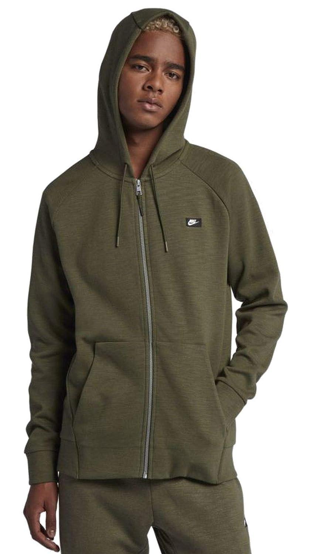 TALLA XL. Nike M NSW Optic FZ Sudadera, Hombre