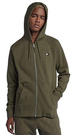 Nike Herren Optic Full Zip Hoodie