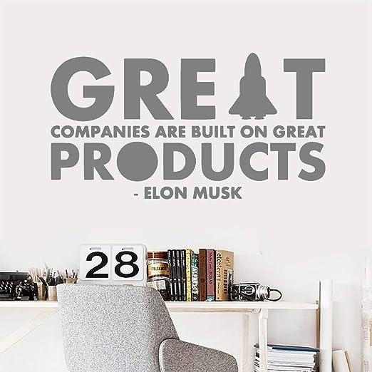 zhuziji Beauty Elon Musk Quotes Protección del Medio Ambiente ...