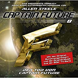 Der Tod von Captain Future (Captain Future: The Return of Captain Future 8.2)