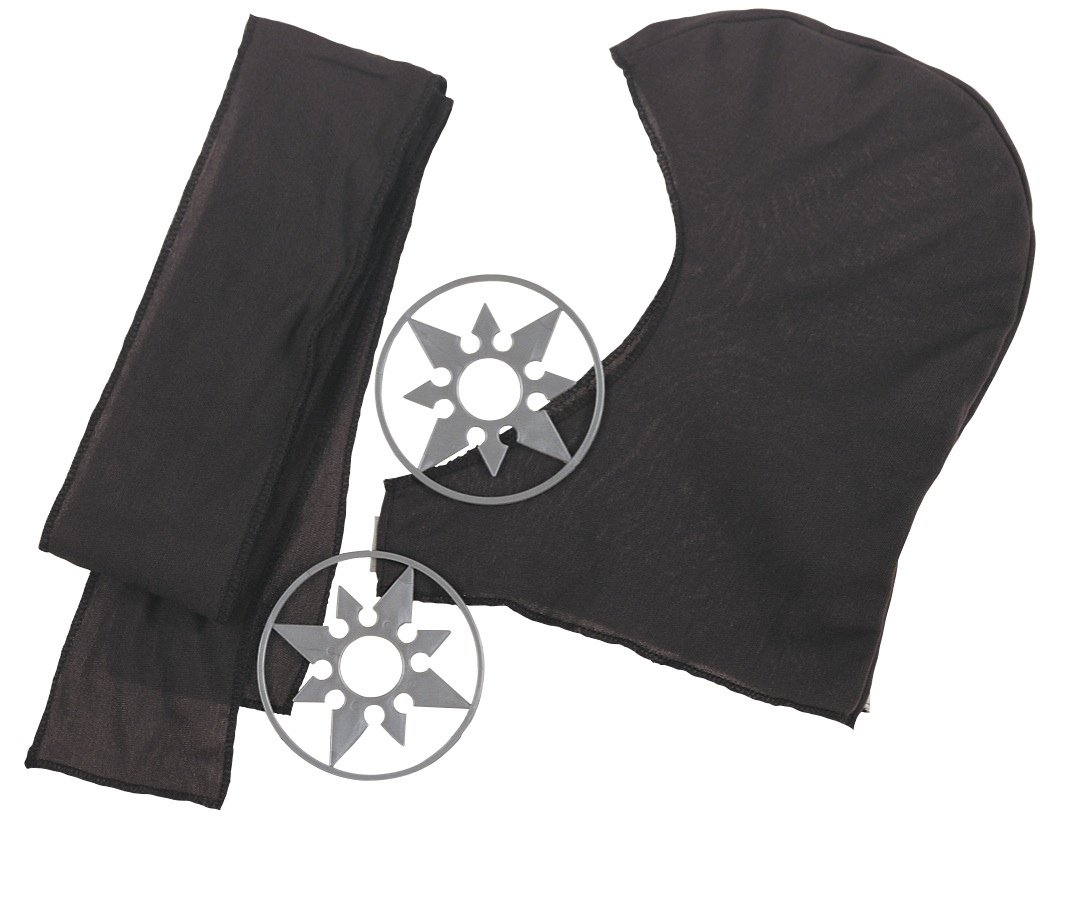 Rubie's Costume Child's Ninja Accessory Kit, Small