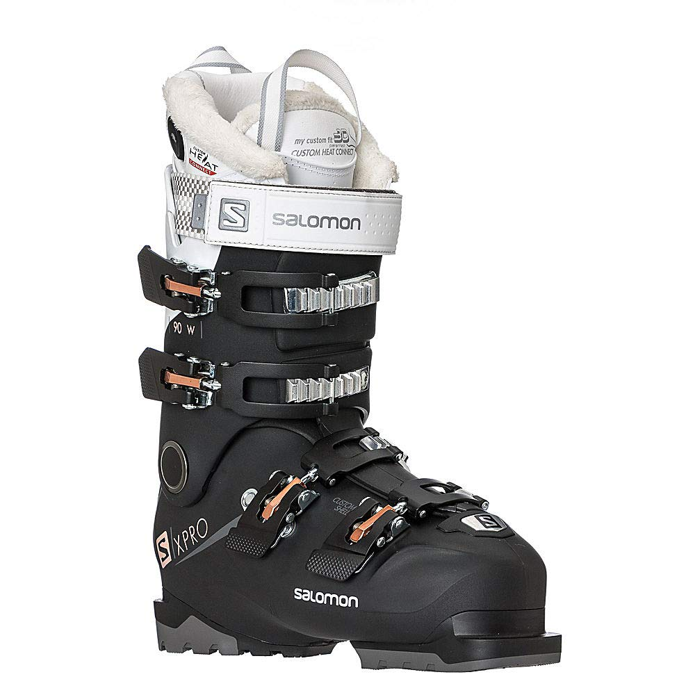 De X Connect Pro Salomon Ski 90 W BkAmazon Heat Chaussures Custom zLqpGUMVS