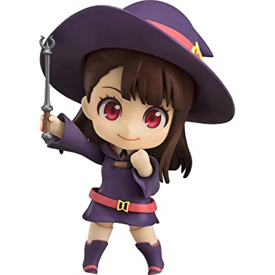 Good Smile Little Witch Academia: Atsuko Kagari Nendoroid: Toys & Games