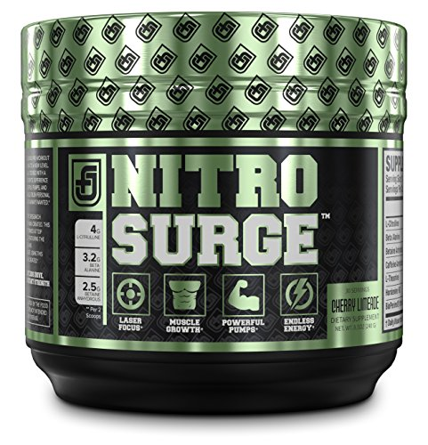 NITROSURGE Pre Workout Supplement Preworkout product image