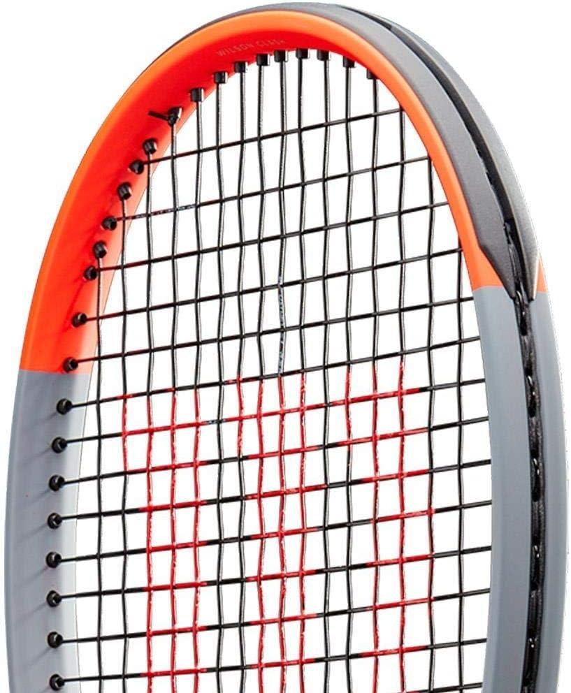 Wilson Clash 100 Tennis Racquet – Quality String