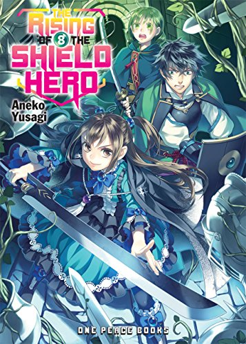The Rising of the Shield Hero Volume 08