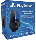 Sony Wireless Stereo Headset 2.0 Black