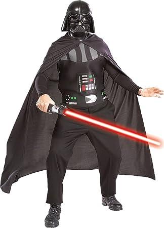 Generique - Disfraz de Darth Vader de Star Wars para Hombre Única ...
