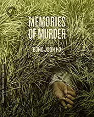 Memories of Murder (Criterion Collection) [Blu-ray]