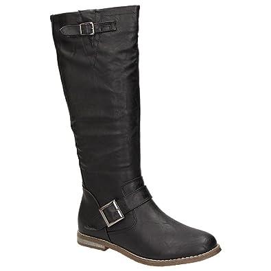 Claudia Ghizzani 2475006 Damen Mädchen Langschaft Stiefel