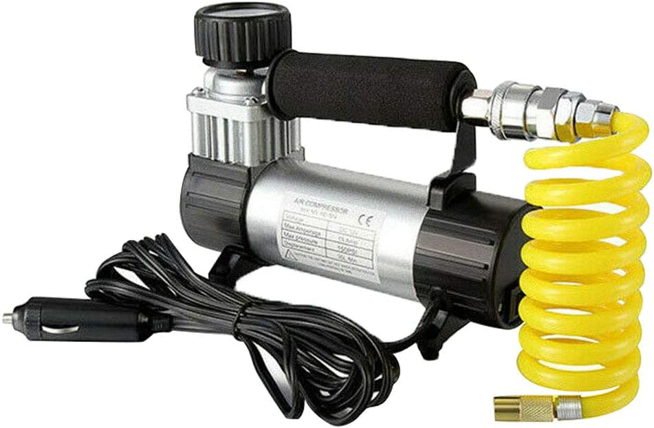 140 PSI Au/ßenpumpe Centeraly 12 V tragbare Auto-Luftpumpe Luftkompressor Druckpumpe