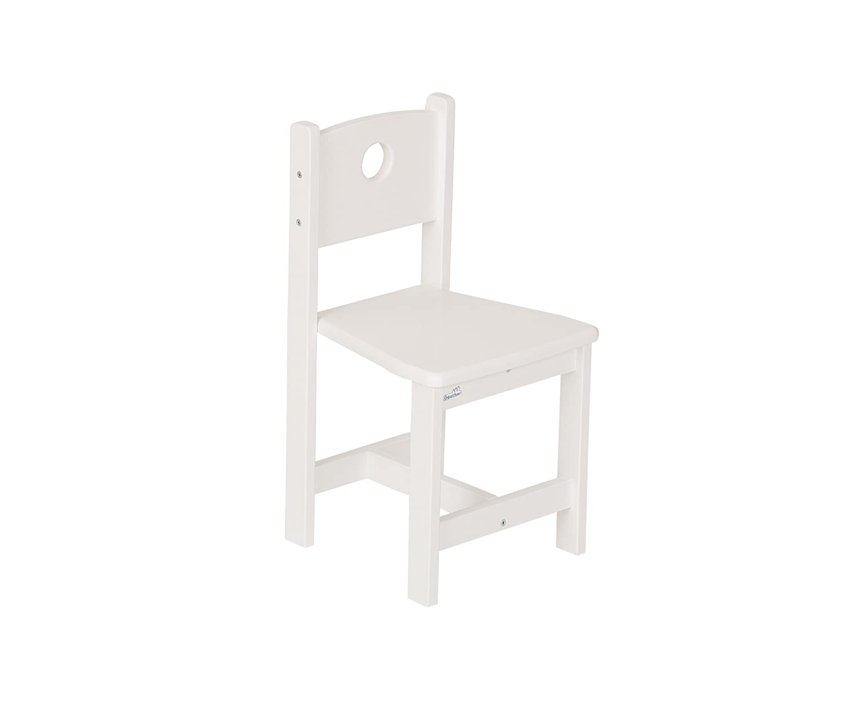 Geuther - Stuhl Pepino, weiß weiß 2450 WE