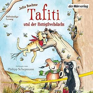 Tafiti und der Honigfrechdachs (Tafiti 7) Hörbuch
