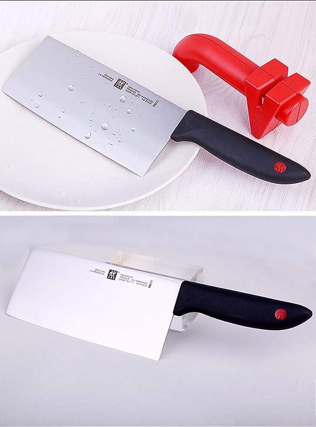 Zwilling Doble TWINpoint cuchillo del cocinero chino de 18 ...