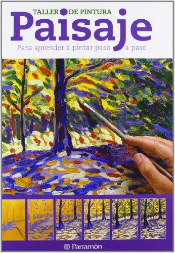 PAISAJE. Taller de pintura (Spanish Edition) [Parramon] (Tapa Dura)