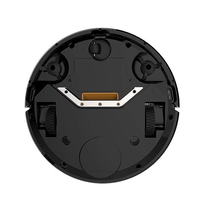 CITYSPORTS Robot Aspirador Aspiración Potente,Limpieza Automática y Remota,Sensor Inteligente de Detención de Caídas,Filtros HEPA,Excelente contra el Pelo ...