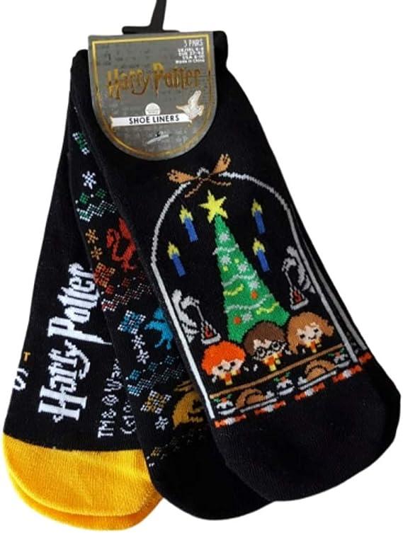 Poudlard-Taille UK 6-11 Harry Potter-Adultes Chaussettes