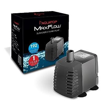 MaxFlow Submersible Pumps